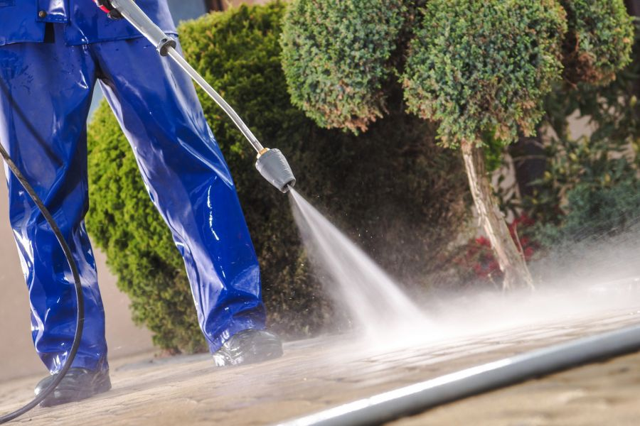 Pressure Washing by Edgar's Handyman & Painting