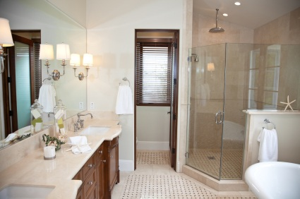 Millington bathroom remodel by Edgar's Handyman & Painting