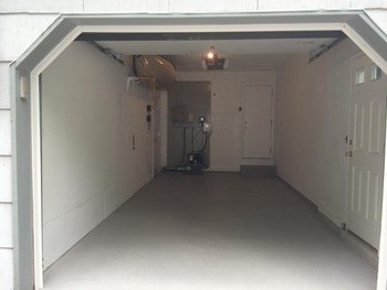 After Garage Interior Painting